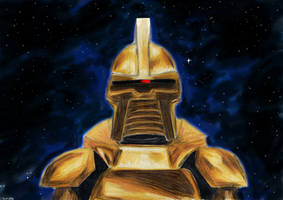 Command Cylon Centurion by Taipu556