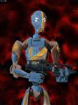 C.I.S. Senate Commando Droid
