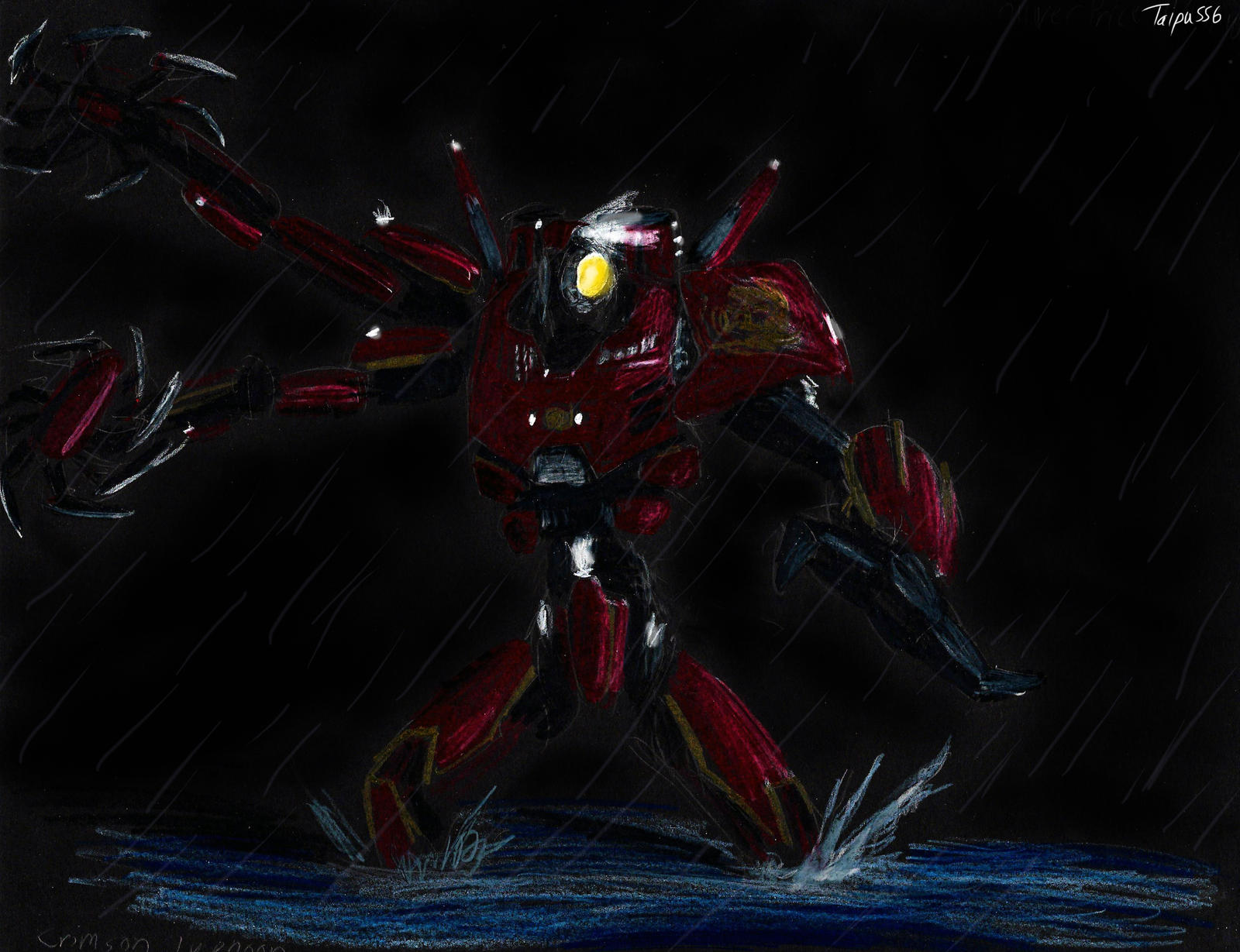 Crimson Typhoon by Taipu556 on DeviantArt