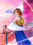 Yuna by Taipu556