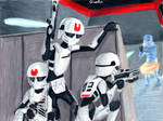 Armored First Order Cadets by Taipu556