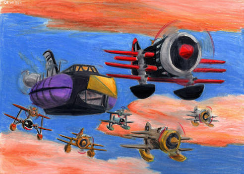 Talespin Sky Pirates