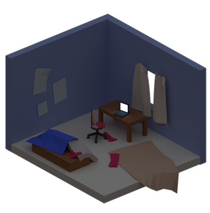 Depression room