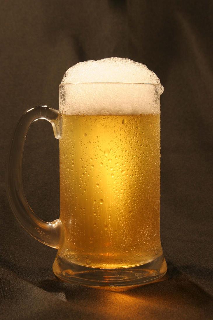 Beer in Mug by KulaXX
