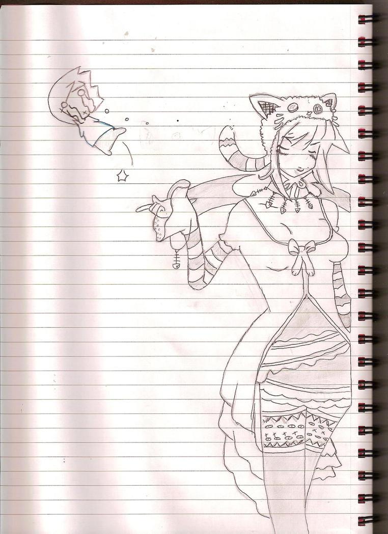 Random drawing by Shorrax