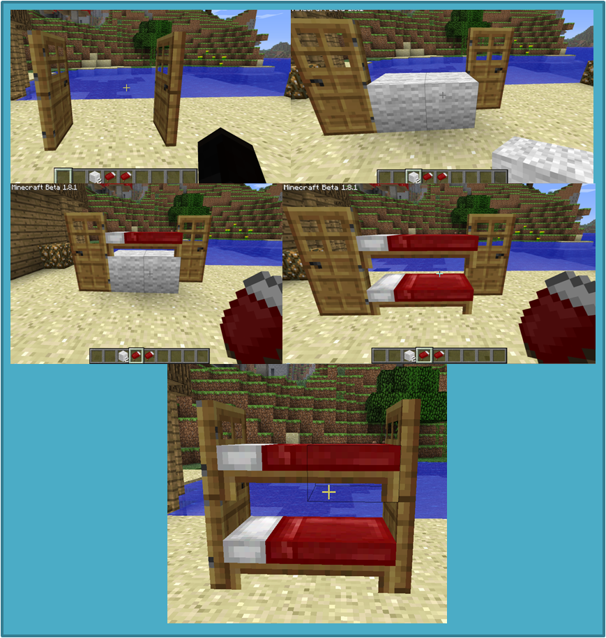 Bunk Bed Tutorial By Shorrax On Deviantart,Dark Wood Bedroom Furniture Sets Uk