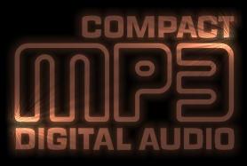 MP3 Bronze Logo by charlyar