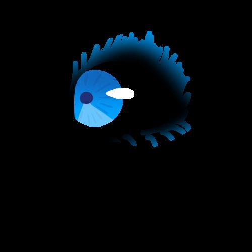 Blue  by SenoritaSiel