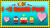 I Love South Park Stamp by cookierox5509