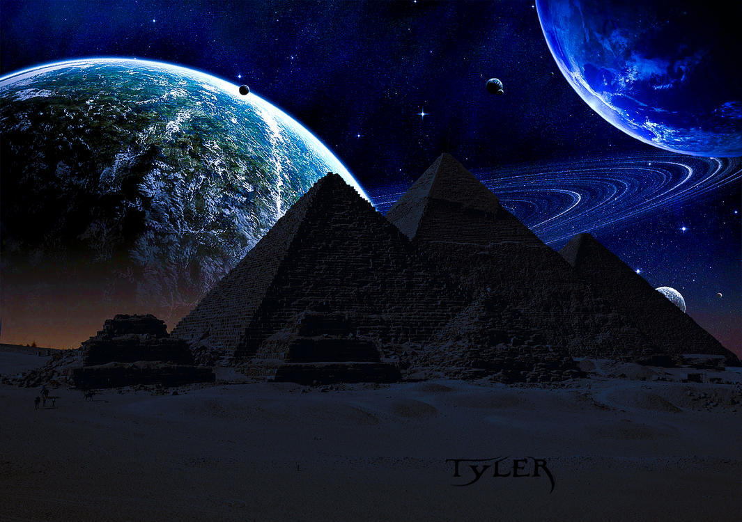 Night Sky Space Wallpaper - HD by texler on DeviantArt