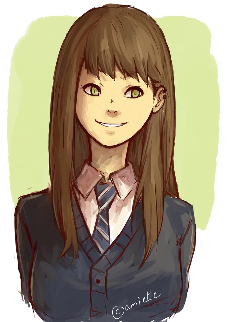 Chiaki by amiette