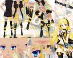 Vocaloid Lily- Yandere Simulator Skin by Artsmakerperson