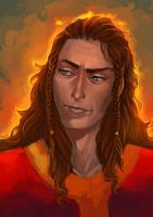 Loki by Mergreze