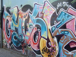 graffiti by RighteousGameboySex