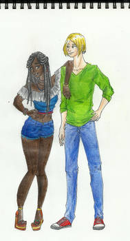 [APH] 'The white Negroes of Europe'