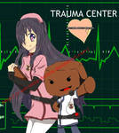 Katawa Shoujo x Trauma center fanart