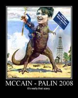 McCain Palin '08 by aotocki