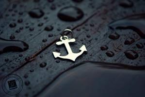 Anchor Charm by mariesturges