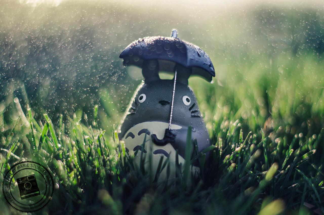 My Neighbor Totoro by mariesturges
