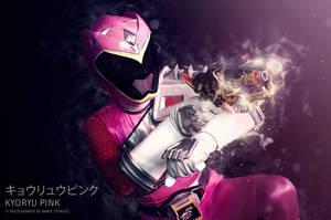 Kyoryuger Pink / Dino Charge Pink
