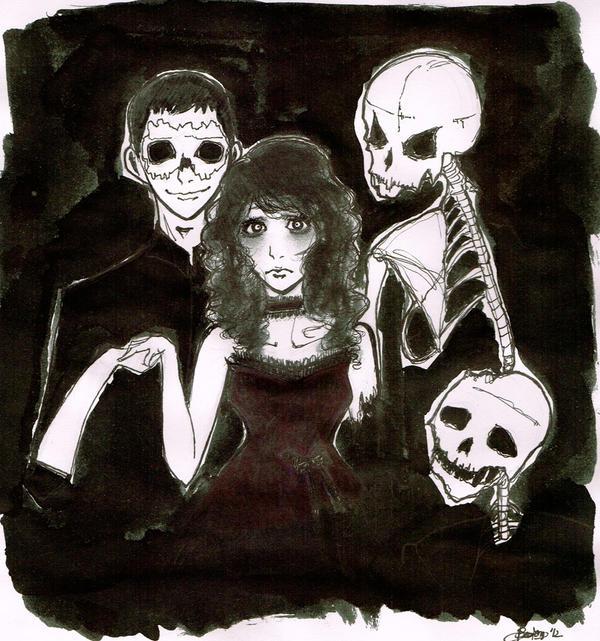 The Brainchildren by dewlashes
