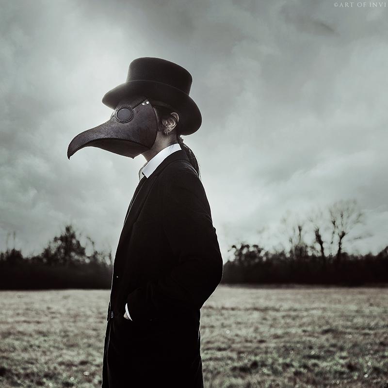 Mr Plague by artofinvi