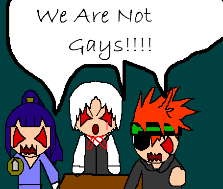 Discussion D_Gray_man__THEY_ARE_NOT__GAY_by_Ichigohollow