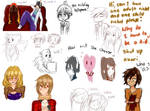 SK: Sketches and stuff~
