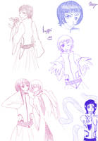 some of luppi by angel-poloo