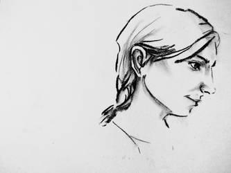 Self Portrait by angel-poloo