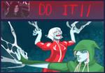 DnD doodles: Do it