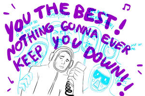 DnD doodle:the best