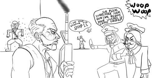 DnD doodle:WOOPWOOP