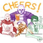 DnD doodle:new team