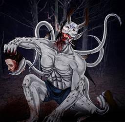 vtm nirgal's tentacle monster