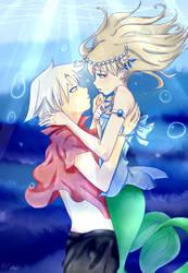 Mermaid SoMa (CLGA) by MitsukiAlbarn
