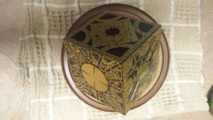 Lament Configuration - Lemarchand's Puzzlebox