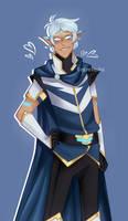 Altean Lance by Emselada