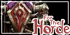For the Horde Icon by Shannagins