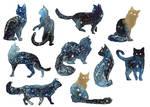 Galaxy Cats
