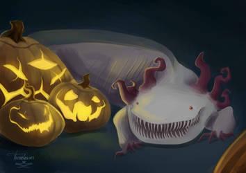 Creepy Lotl by ThreeLeaves
