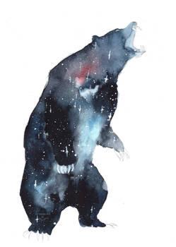 Galaxy Roaring Bear