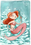 Mermay day 01 by ThreeLeaves