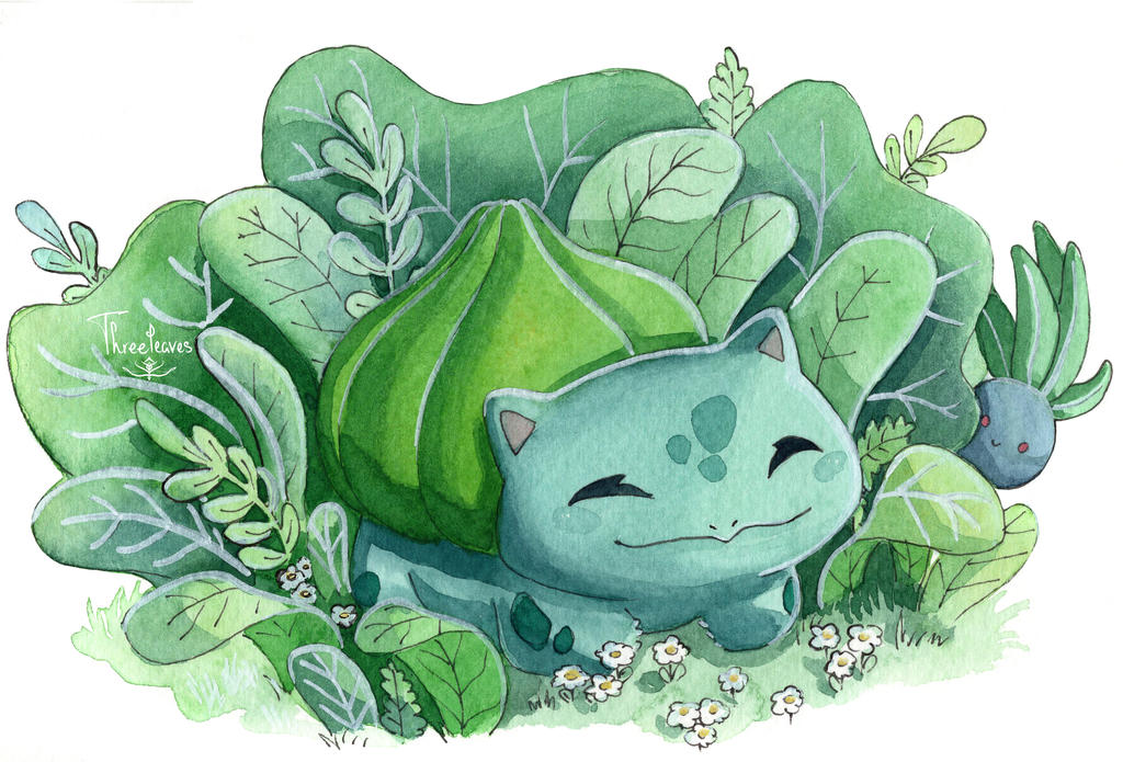 Plant Bulbasaur