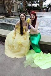 Ariel and Bell