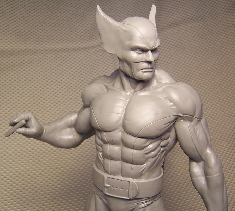 Wolverine by chrisgabrish