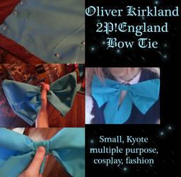 Oliver Kirkland Big BowTie Accessory by TyrantRhys