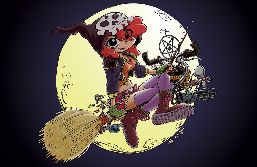 Halloween by cynobi
