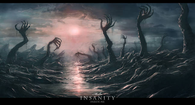Insanity Inside Me by merl1ncz
