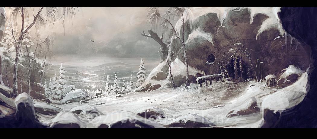 An ancient home